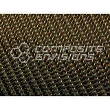 "Copper Reflections™ Carbon Fiber Fabric 2x2 Twill 50"" 3k 5.9oz"