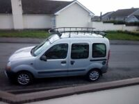 Kangoo roof rack