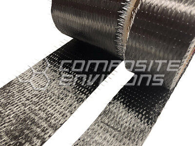 Carbon Fiber Cloth Fabric Uni Directional 12k 11oz Tape 2