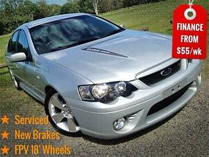 2005 Ford Falcon XR8 Sedan - Own It From Only $55/wk! Mount Gravatt East Brisbane South East Preview