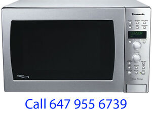 * NEW Panasonic Microwave Convection Oven Stainless Steel