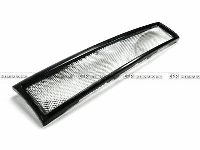 For Suzuki Jimny FRP Fiber Glass Front Bumper Radiator Grille Mesh Cover Type 2