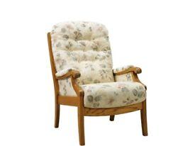 Armchair, Cintique, Winchester.