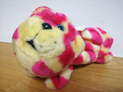 New Bagpuss Novelty Shaped Plush Pencil Case Make Up Bag