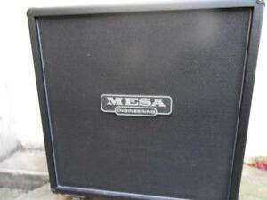 NEW MESA CABS RECTO 4x12 OVERSIZE SLANT IN STRAIGHT CABINET