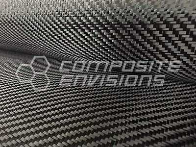 Carbon Fiber Cloth Fabric 2x2 Twill 50 3k 6oz203.43gsm Commercial Grade