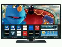 Philps 50 inch led smart tv with all smart tv features.