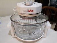 JML Halowave Halogen Oven as NEW