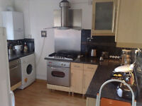Very Large Double bedroom in a clean flat share for a single or couple close to Elephant & Castle