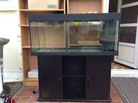 Juwel Rio Black 240 Marine/Tropical Fish Tank Aquarium