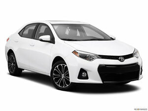 Take Over My Lease Payments!!! 2014 Toyota Corolla CE