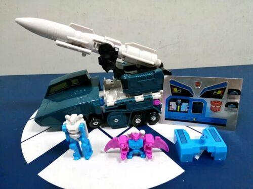1988 TRANSFORMERS G1 DOUBLEDEALER RARE  (china toys)