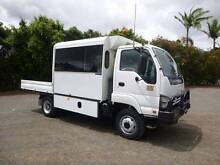 2007 ISUZU NPS300 10 SEAT BUS / DROP SIDE TRAY TRUCK Chevallum Maroochydore Area Preview