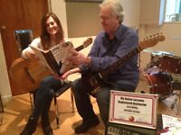 CHESHIRE & MANCHESTER FREE GUITAR LESSONS
