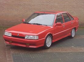 Wanted Renault 21 Turbo project