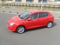 Seat Ibiza 1.4 Toca 5dr 2015 Only 3000 miles Stunning Example. Petrol 5 Speed