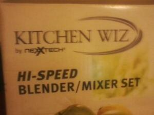 Kitchen Wiz Hi-Speed Blender/Mixer