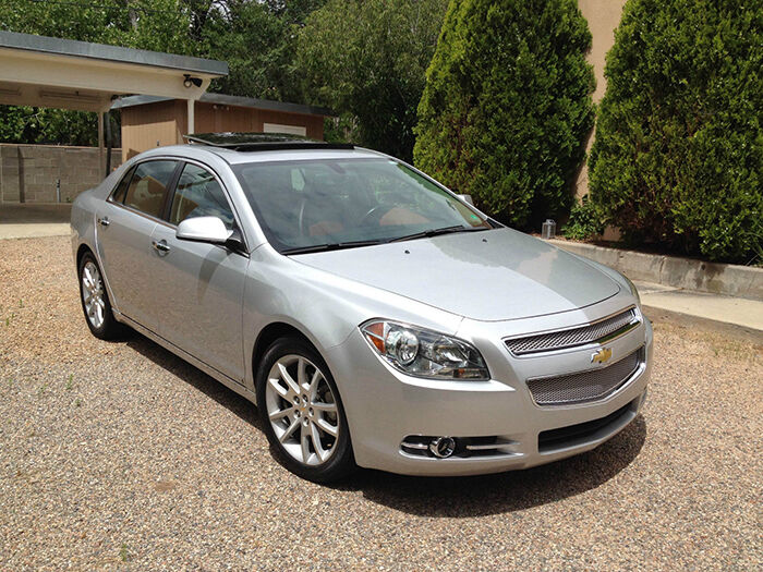 Chevy Malibu Used Cars For Sale