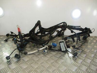2016 Ford Fiesta ST 1.6 Turbo. Main Engine Wiring Loom/Harness C1BT12A522DGF 35K