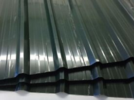 Box Profile Sheets, Juniper Green Polyester x .5mm other cxolours available, we manufacture