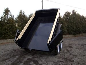 Contractor Dump Trailer - Starting at $105/Month Kitchener / Waterloo Kitchener Area image 5