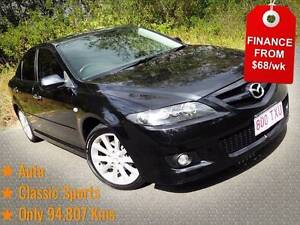 2007 Mazda6 Hatchback - Own It From Only $68/wk! Mount Gravatt East Brisbane South East Preview
