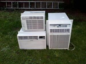 Window Air Conditioners (3)