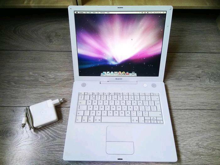 72adeeaeb7b Apple laptop mac ibook G3! Rare! Cheap!