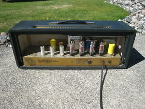 looking for tube guitar or bass amps that need work or dont work