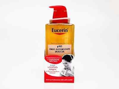 4 Eucerin ph5 OLIO detergente doccia 400ml