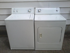 Whirlpool Washer and Inglis Dryer (free drop-off)