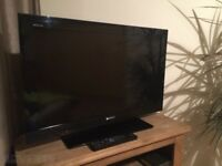 Sony 32 Inch LCD FULL HD 1080P Freeview TV, Remote. Good Condition. NO OFFERS