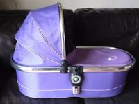 Icandy Peach Violet Carrycot