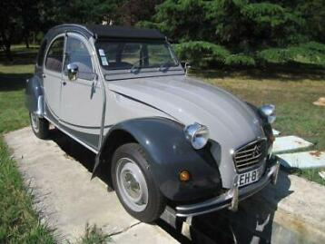 Citroën - 2CV6 Charleston Replica - 1983