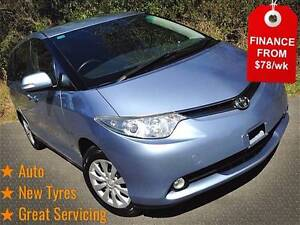 2007 Toyota Tarago Wagon - Own It From Only $78/wk! Mount Gravatt East Brisbane South East Preview