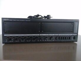 INTER-M PAM-120A MIXER AMPLIFIER 120W/4