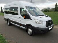 CHEAP MINIBUS HIRE WITH DRIVER - 16 SEATER MINIBUSES - COVER ALL OVER ENGLAND, COMPETITIVE PRICES!!!