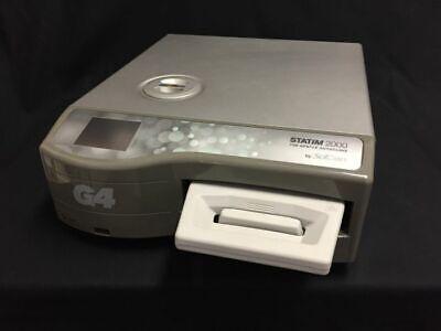 Scican Statim 2000 G4 Low Cycle W New Cassette New Bottle 1yr Warranty