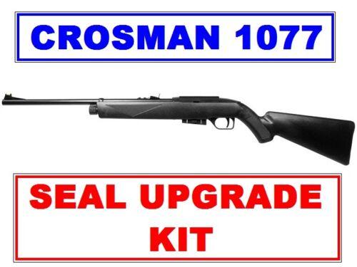 Crosman 1077 Dual Seal Upgrade Repair Kit STOP THE LEAKING!