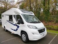 2018 SWIFT ESCAPE 684, 6 BERTH, FREE COMFORT PACK AND CANOPY, MOTORHOME, CAMPER