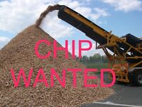 NEED WOOD CHIP AND/OR SAWDUST IN BULK