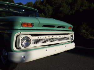 Looking for  64-65-66 chevrolet truck grill headlight bezels