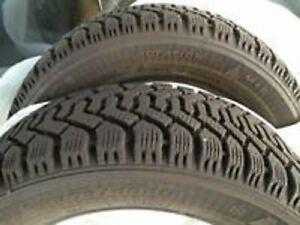 LT265/60R1Set of 2 Goodyear LT Used Free Inst.&Bal.75%Tread Left