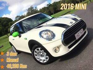 2016 MINI Hatch One Manual 3dr Cream Mansfield Brisbane South East Preview