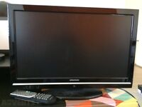 Grundig 26 Inch LCD HD TV + FREEVIEW + REMOTE. NO OFFERS