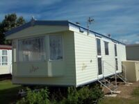 6 Berth Caravan for Holiday Rental Romney Marsh/Kent Seaside