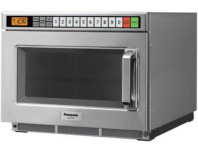 Panasonic NE-12523 Pro I Commercial Microwave Oven, 1200 Wat