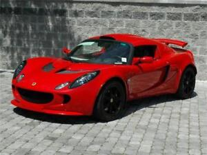 Looking for 2008 up Lotus Exige