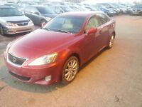 2007 Lexus IS LEXUS IS 250-2007 AWD