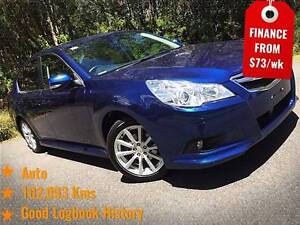2009 Subaru Liberty Sedan - Own It From Only $73/wk! Mount Gravatt East Brisbane South East Preview